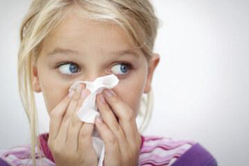 No ai decongestionanti nasali in eta' pediatrica