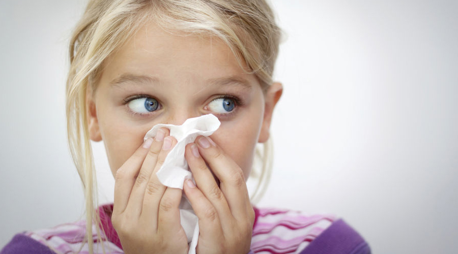 decongestionanti nasali bambino