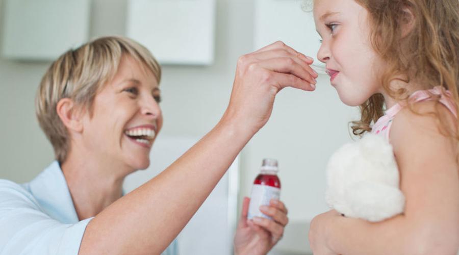 I bambini ed i farmaci