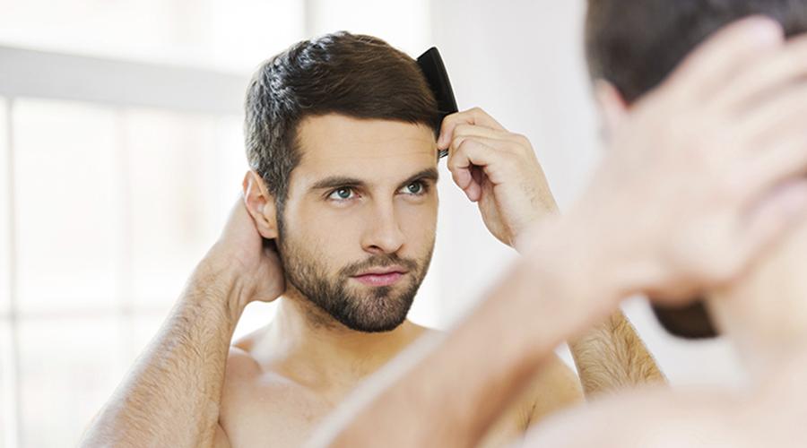 Perche' cadono i capelli? Come possiamo capirlo in anticipo?
