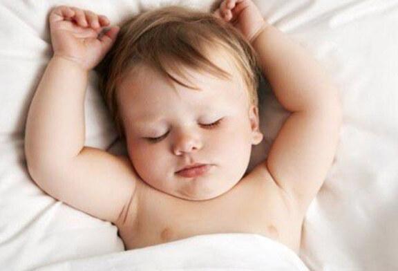 Bambino, dolce dormire