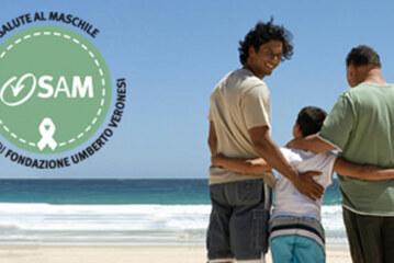 """Sam """"salute al maschile"""": le giornate della prevenzione"""