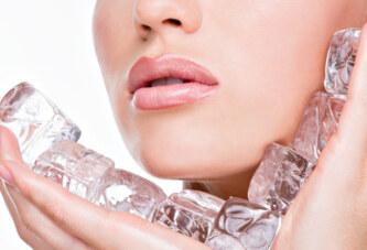 Curarsi con il freddo: la crioterapia per le malattie della nostra pelle